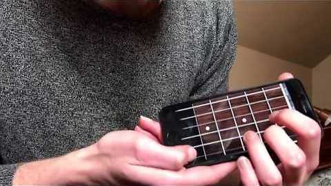 Ed Sheeran's 'Perfect' played on an iPhone