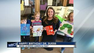 Read Across America Day - Video