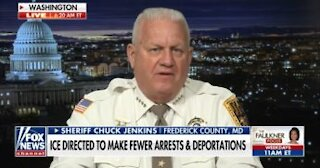 Sheriff Warns 'Americans Will Not Be Safe' Under Biden's Immigration Policies!