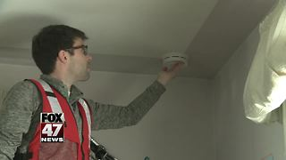 Volunteers needed to install fire alarms Sunday - Video