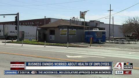 Business owners worried about health of employees