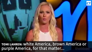 Watch Tomi Lahren Destroy Colin Kaepernick - Video