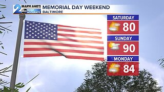 Memorial Day Weekend Preview