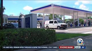 Gas prices spike again overnight - Video