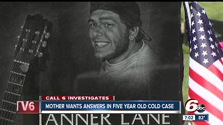 7 pm Mom Wants Answers in Cold Case - Video