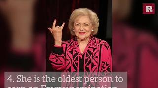 5 Facts About Betty White | Rare People - Video