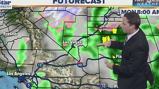 13 First Alert Weather for Sunday morning - Video