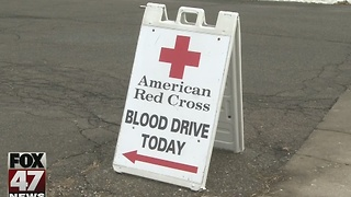 Red Cross in need of blood donations - Video