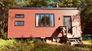 This Adorable Tiny House For Sale In Ontario Is Only $79K