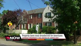 Property taxes most dreaded bill for Americans - Video
