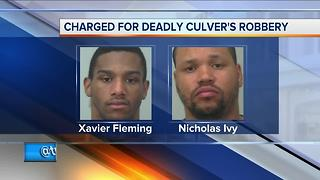 Two charged in deadly Madison Culver's robbery - Video