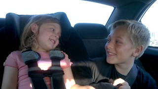 Best Brother Ever Sings Payphone Beautifully With His Little Sister