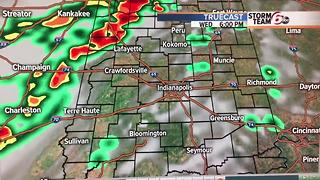 ALERT DAY: Severe Storms Possible