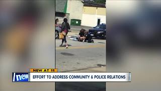 Euclid residents discuss city's relationship with police - Video