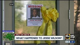 Community still hopeful in case of missing Jesse Wilson - Video