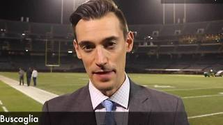 Joe B. wraps up the Bills 38-24 collapse in Oakland (12/4/16) - Video