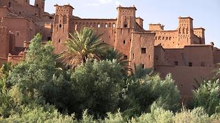 Ait-Ben-Haddou, Morocco - Video