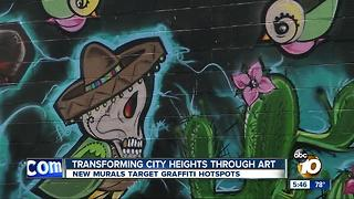 Transforming City Heights through art - Video