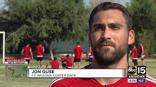 FC Arizona stays undefeated with playoff win - Video