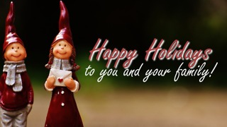 Merry Christmas Greeting Card #2 - Video