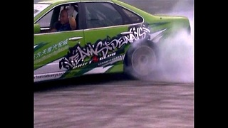 Beijing Drifting Club - Video