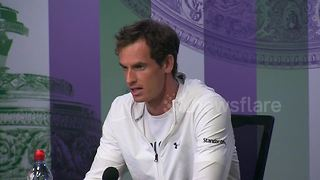 Murray 'fit and ready' for Wimbledon title defence - Video