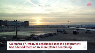 6 More WestJet Flights Had Passengers Who Have Now Tested Positive For COVID-19