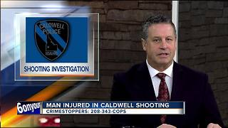 Caldwell shooting under investigation - Video