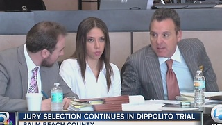 Jury selection continues in Dalia Dippolito trial