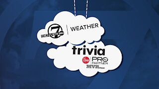 Weather trivia: Snowiest October on record