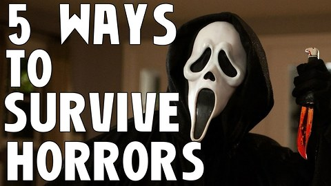 5 Things You Should Never Do In A Horror Movie