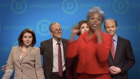 SNL Roasts Democrats New Message To Voters And It's Actually Very Funny