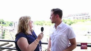 Scotty McCreery talks CMA Fest with Tricia Despres | Rare Country - Video