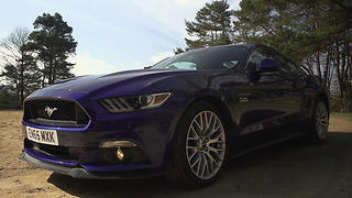 2015 Ford Mustang review - Video