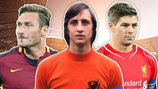 Iconic Captains XI | Cruyff, Maradona, Beckenbauer! - Video