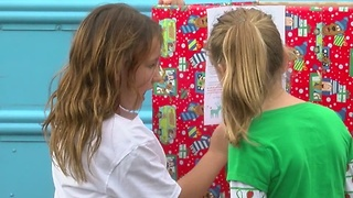 Cape Coral kids give up Christmas presents for Tenneessee fire victims - Video