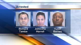 Chiropractors charged with insurance fraud - Video