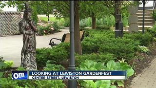 Looking at the 12th annual Lewiston GardenFest - Video