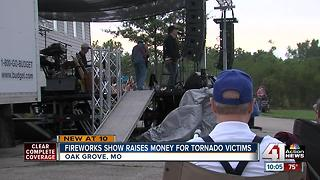 Community celebrates the 4th after tornado - Video