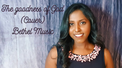 The Goodness of God-Cover