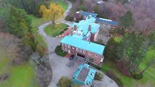 Conrad Black's Massive Toronto Mansion Goes on Sale for $22m - Video