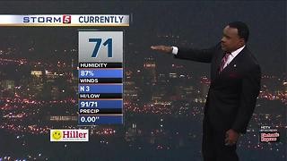 Lelan's Early Morning Forecast: Monday, July 17, 2017 - Video