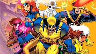 10 Astonishing Facts About X-Men - Video