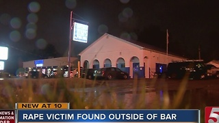 Rape Reported Near Popular College Bar - Video