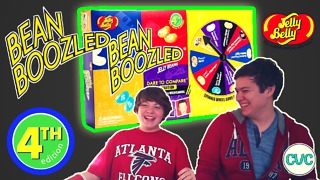 BEAN BOOZLED BROS! Brothers Eat Super Gross Jelly Beans | Bean Boozled Challenge  - Video