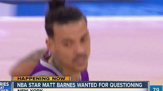 Matt Barnes accused of choking woman in nightclub - Video