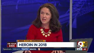Lisa Bernard-Kuhn: Will 2018 be the year that our region beats heroin? - Video