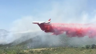 Goodwin Fire Burns 25,000 Acres, Mayer Evacuation Order Lifted - Video