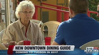 Downtown Development Restaurant Guide - Video