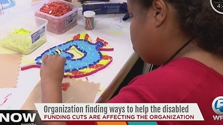 Organization finding ways to help the disabled - Video
